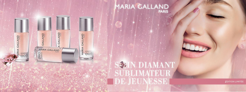 MARIA GALLAND SOIN DIAMANT