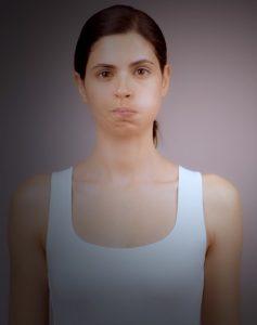 лицеви йога упражнения