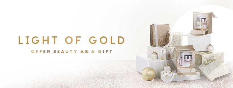 луксозна терапия с 24 карата злато